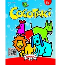 Amigo Spiele - Cocotaki, Multi-Lingual Version