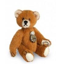 Teddy-Hermann - Miniaturen - Teddy goldbraun, 5 cm
