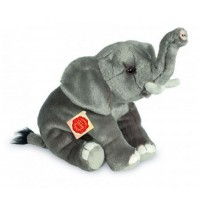 Teddy-Hermann - Wildtiere - Elefant, 28 cm
