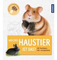 KOSMOS - Mein erster Naturführer, Welches Haustier...?