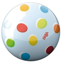 HABA® - Ball Regenbogenpunkte