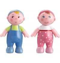 HABA® - Little Friends - Biegepuppe Babys Marie und Max