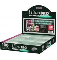 UltraPRO - 9-Pocket Secure Platinum Pages