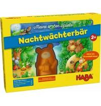 HABA® - Meine ersten Spiele - Nachtwächterbär