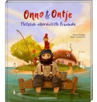 Coppenrath - Onno und Ontje - Plötzlich allerdickste Freunde, Band 1