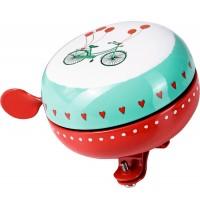 Die Spiegelburg - Fahrradklingel I Love my Bike (Fahrrad)