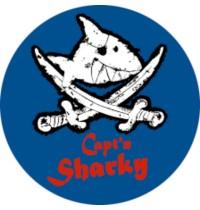 Die Spiegelburg - Taschenschirm Captn Sharky