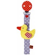 Die Spiegelburg - Schnullerband Ente BabyGlück
