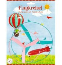Die Spiegelburg - Flugkreisel Hoch in die Luft