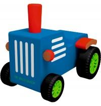 Die Spiegelburg - Traktor mit Rückziehfunktion Frühling auf dem Bauernhof