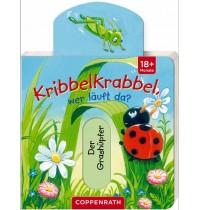 Coppenrath - Mini-Pappe mit Schiebern: Kribbelkrabbel, wer läuft da?