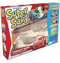 Goliath Toys - Super Sand Disney™ Cars Big Set