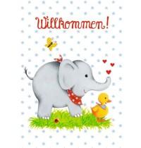 Coppenrath Verlag - Erinnerungsbox - Unser Baby BabyGlück
