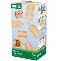 BRIO Bahn - Schienen Starter Pack B