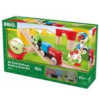 BRIO Bahn - Mein erstes BRIO Bahn Set mit Batterielok