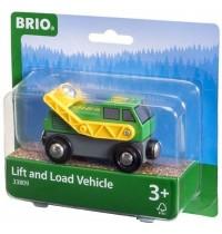 BRIO Bahn - Holz-Verladelok