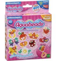 Aquabeads - Glitzerring-Set