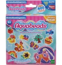 Aquabeads - Kristallanhängerset, 400 Stück