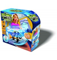 Goliath Toys - Robo Fish Deep Sea Wimple Playset