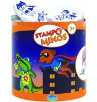 Aladine - Stampo Minos Superhelden