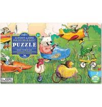 eeBoo - Puzzle - Fahrzeuge