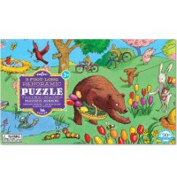 eeBoo - Puzzle - Ein wunderbarer Morgen