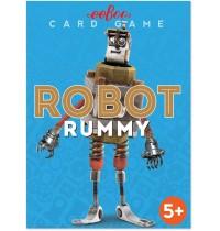 eeBoo - Roboter Rommee Spielkarten