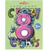 eeBoo - Verrückte Achten Spielkarten