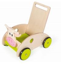 Scratch - Lauflernwagen Kuh