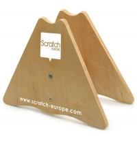 Scratch - Laufradständer aus Holz