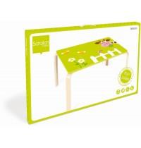 Scratch - Tisch Kuh Marie, 70x50x45cm