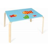 Scratch - Tisch Fisch Maurice, 70x50x45cm
