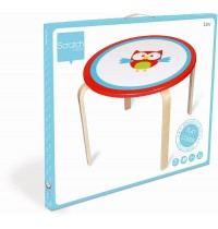 Scratch - Runder Tisch Eule Lou Ø60x45.5cm