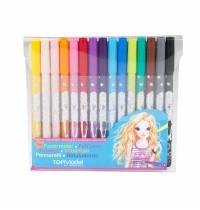 Depesche - TOPModel Fasermaler 15 Farben