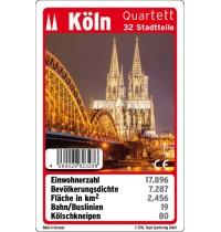 Teepe Sportverlag - Köln Quartett