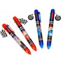 Depesche - Monster Cars Kugelschreiber mit 6 Tintenfarben