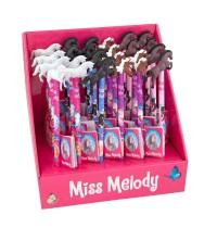 Depesche - Miss Melody Bleistift mit 3D-Topper