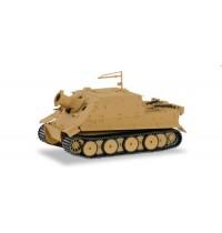Herpa - 38 cm Panzermörser Prototyp Sturmtiger
