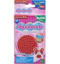 Aquabeads - Refill - Perlen, rot