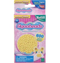 Aquabeads - Refill - Perlen, gelb