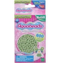 Aquabeads - Refill - Perlen, hellgrün