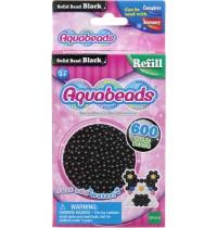 Aquabeads - Refill - Perlen, schwarz