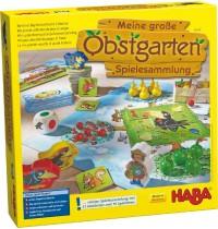 HABA® - Meine große Obstgarten-Spielesammlung