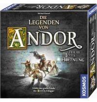KOSMOS - Die Legenden von Andor - Teil III - Die letzte Hoffnung
