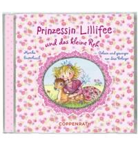 Coppenrath - CD Hörbuch: Prinzessin Lillifee und das kleine Reh (Jewel Case)