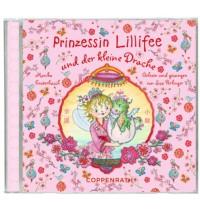 Coppenrath - CD Hörbuch: Prinzessin Lillifee und der kleine Drache (Jewel Case)