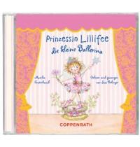 Coppenrath - CD Hörbuch: Prinzessin Lillifee die kleine Ballerina (Jewel Case)