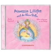 Coppenrath - CD Hörbuch: Prinzessin Lillifee und der kleine Delfin (Jewel Case)