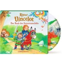 Coppenrath - CD Hörbuch: Ritter Vincelot - Der Raub des Sonnenamuletts