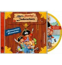 Coppenrath - CD Käptn Sharkys Liederschatz - Abenteuerl. Piratenlieder